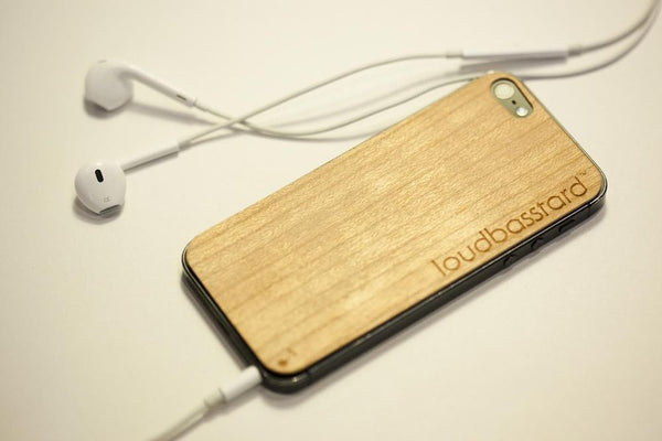 iPhone 5/5s Wood Skin