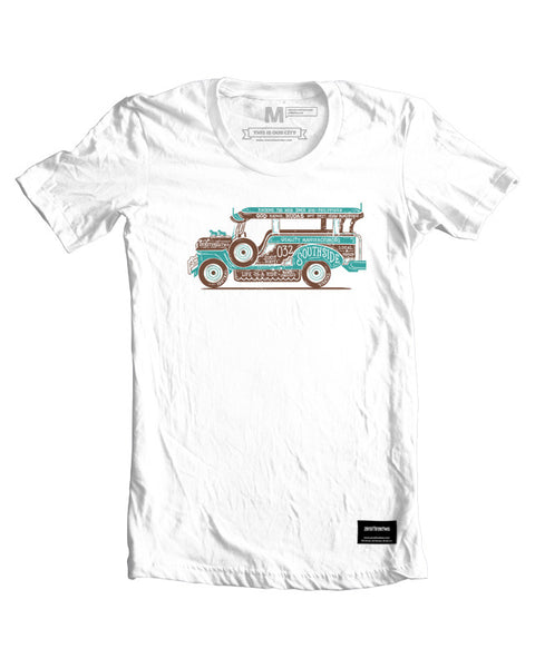 Jeepney (White Shirt Men)