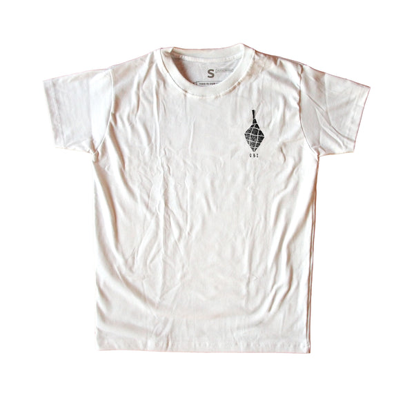Puso White Men T-Shirt