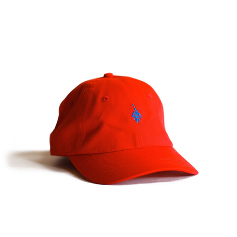 Puso Dad Hat Red