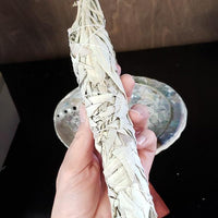"White Sage Smudge Wand 8"" California"