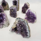 Amethyst Desk Night Stand Crystal Geode