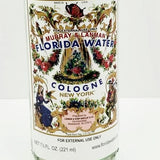 Florida Water Glass Bottle 7.5 oz Spiritual Cologne