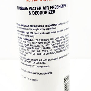 Florida Water Spray 8 oz Spiritual Cologne Spray