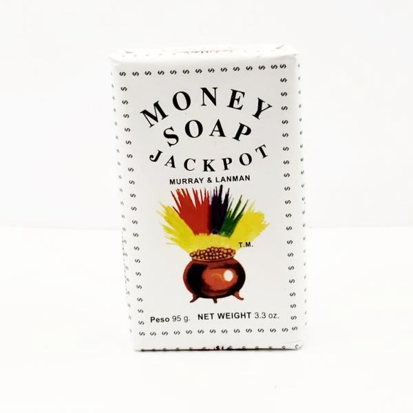 Money Jackpot Soap 3.3 oz Spiritual Soap - Spiritual Cologne