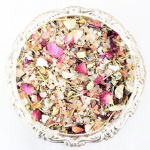 Load image into Gallery viewer, Elevated Crystal Cleanse Herbal Salt Mix