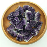 Amethyst Cluster Rough Stone Slab Piece