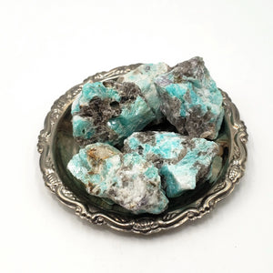 Amazonite Rough Stone