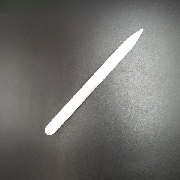 Selenite Pencil Wand 6""