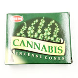 HEM Incense Cones Box 10 Incense Cones