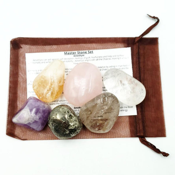 Master Stone Set Large Stone Set - Elevated Metaphysical