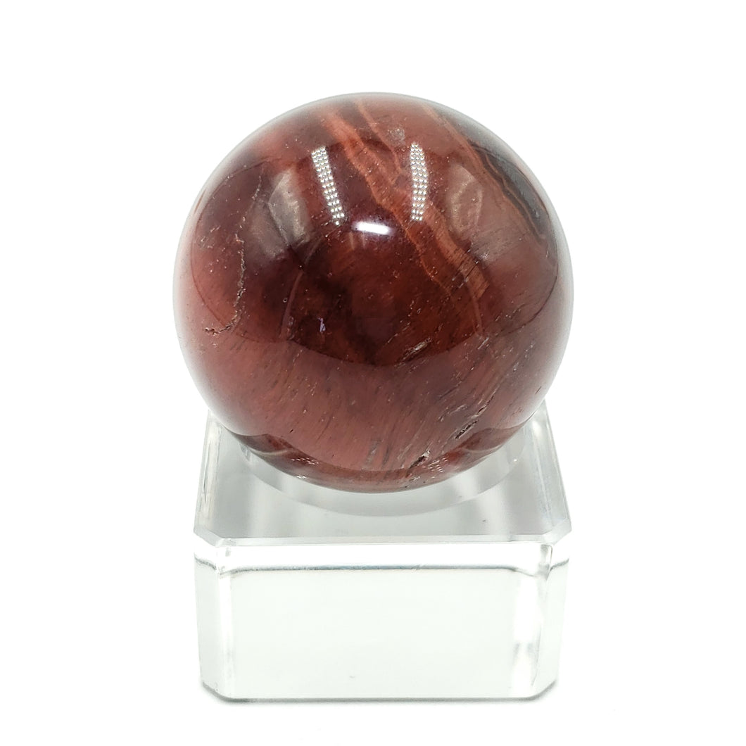 Red Tiger Eye Sphere 42mm 1.65