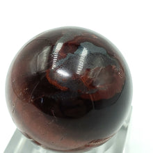 "Load image into Gallery viewer, Red Tiger Eye Sphere 42mm 1.65"" 105g 3.7oz"