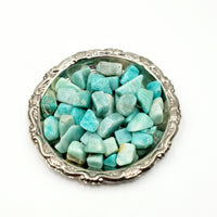 Amazonite Tumbled Stone Small