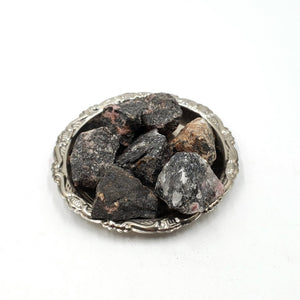 Rhodonite Rough Stone - Elevated Metaphysical