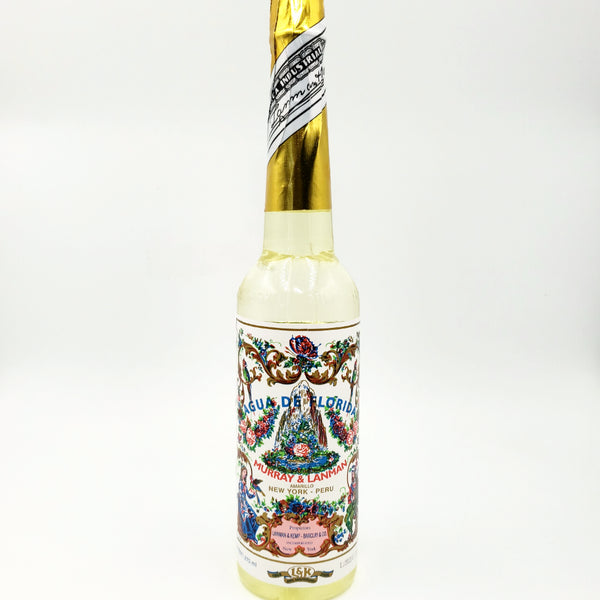 Florida Water from Peru 9.12 oz Spiritual Cologne