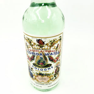Florida Water Glass Bottle 7.5 oz Spiritual Cologne - Elevated Metaphysical