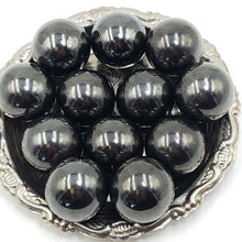 Load image into Gallery viewer, Hematite Magnetic Tumbled Stone