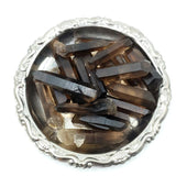 Smoky Quartz Point Rough Stone