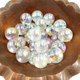 Aura Clear Quartz Sphere Aura Quartz - Spheres
