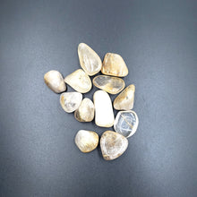 Load image into Gallery viewer, Rutilated Quartz Tumbled Stone - Tumbled Stones