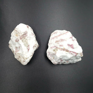 Pink Tourmaline Rough Stone Large - Rough Stones