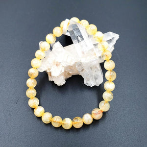 Cirtine Bead Bracelet 6mm - Bracelet