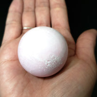 Pink Aragonite Sphere 41mm 95g - Spheres