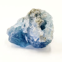 "Blue Fluorite Rough Specimen Rough Stone 265g 9.4oz"" - Crystal/Stone Decor"