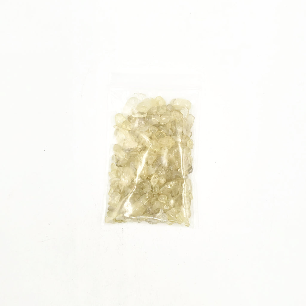 Citrine Chips Genuine Natural Citrine - Elevated Metaphysical