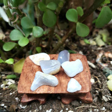 Load image into Gallery viewer, Blue Lace Agate Chips - Elevated Metaphysical