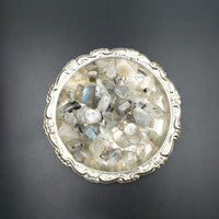 Green Moonstone Chips - Elevated Metaphysical