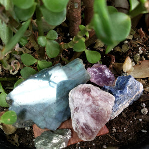 Put Your Worries to Rest - Sleep Stone Set - Elevated Metaphysical