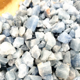 Blue Calcite Rough Stone - Elevated Metaphysical