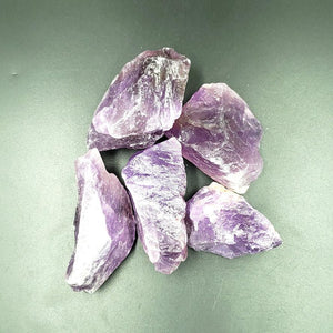 Amethyst Rough Stone Large - Elevated Metaphysical