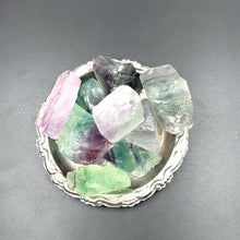 Load image into Gallery viewer, Rainbow Fluorite Rough Stone - Elevated Metaphysical