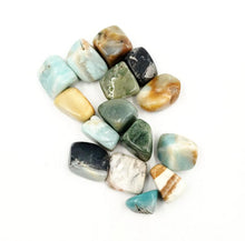 Load image into Gallery viewer, Caribbean Calcite Tumbled Stone - Elevated Metaphysical