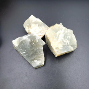 Moonstone Rough Stone - Elevated Metaphysical