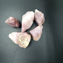 Load image into Gallery viewer, Purple Rose Quartz Rough Stone - Elevated Metaphysical