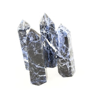 Sodalite Tower Point - Elevated Metaphysical
