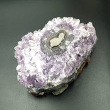 Load image into Gallery viewer, Amethyst Geode Polished Extra Quality 1.0kg 35oz - Elevated Metaphysical