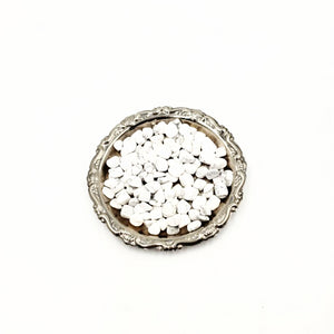Howlite Chips - Elevated Metaphysical