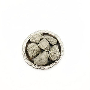 Pyrite Rough Stone - Elevated Metaphysical