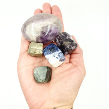 Load image into Gallery viewer, Put Your Worries to Rest - Sleep Stone Set - Elevated Metaphysical
