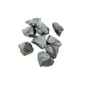 Hematite Rough Stone - Elevated Metaphysical