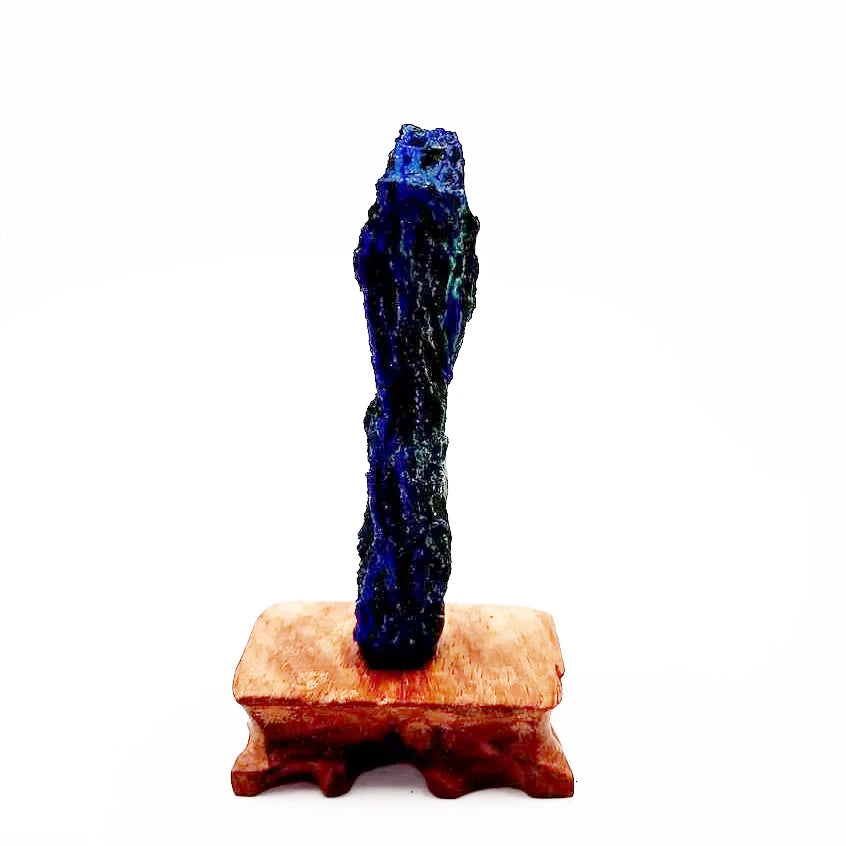 "Azurite Tower Point ""large"" - Elevated Metaphysical"