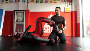 FightBuds: The Heavy Duty Grappling Dummy