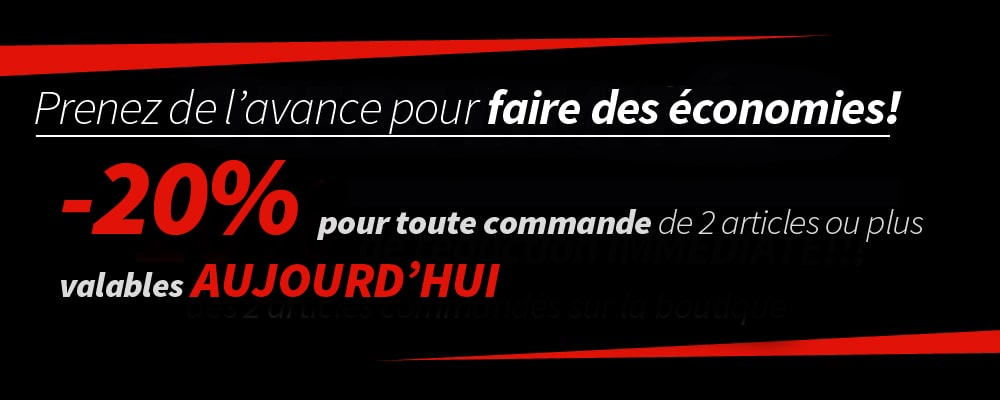 promo Eventail Rouge