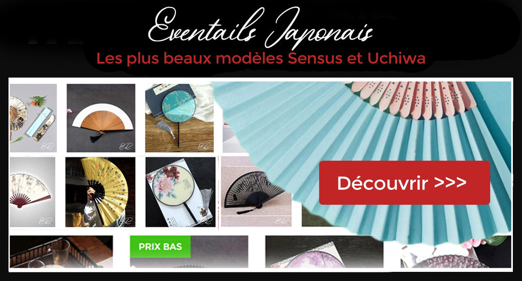 eventails japonais boutique  eventail