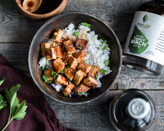 Spicy Birch Tofu